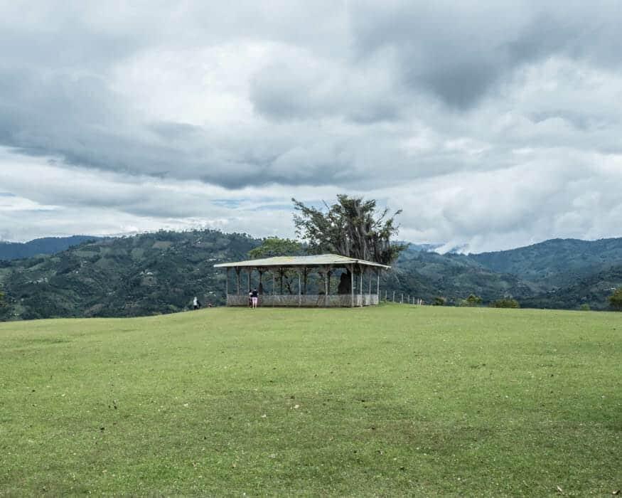 Alto de Lavapatas; San Agustin Outdoor Archeology Museum, Colombia | ©Ernest Scott Drake