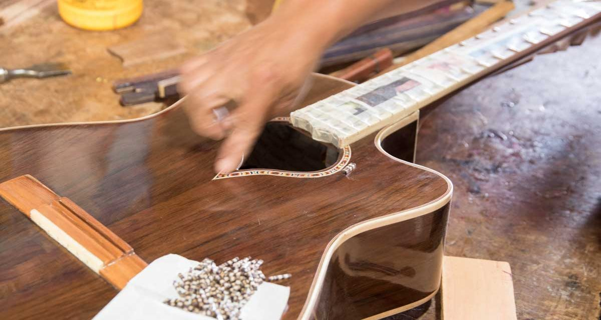 In Search of the Perfect Guitar