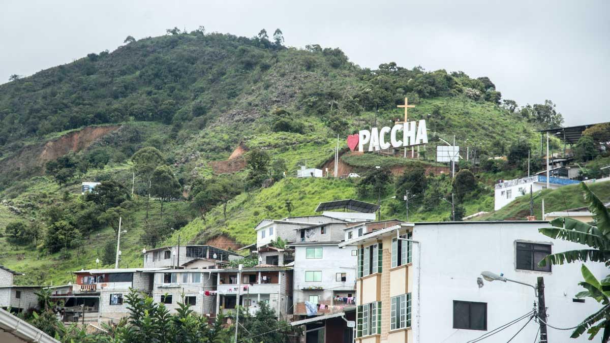 Pacha, Ecuador   ©Angela Drake