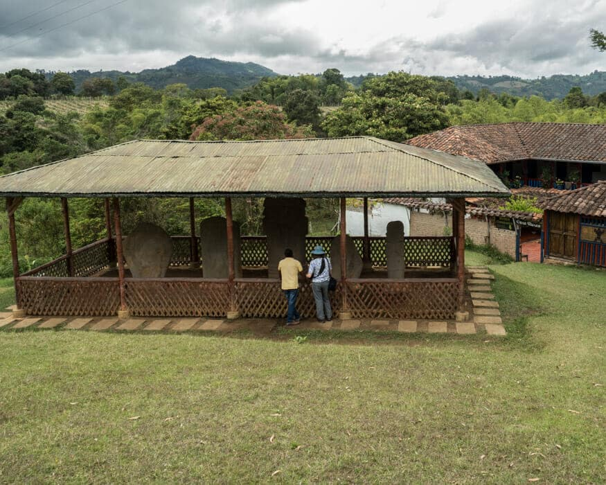 El Tablon, San Agustin, Colombia | ©Ernest Scott Drake