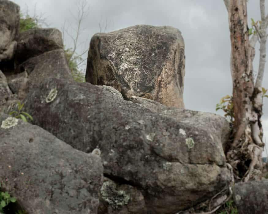 Other petroglyphs at La Chaquira, San Agustin, Colombia   ©Ernest Scott Drake