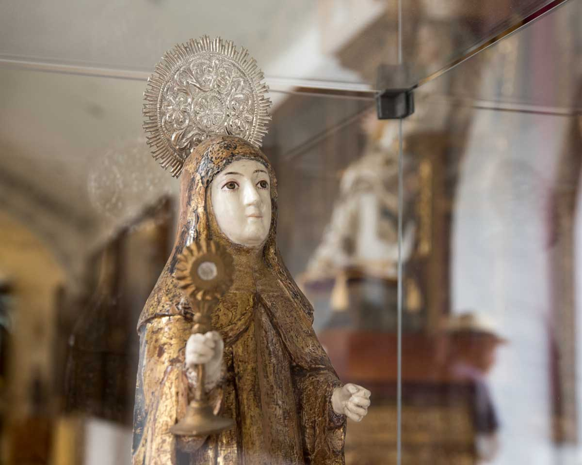 Santa Clara de Assisi, San Francisco Church Museum, Quito | ©Angela Drake