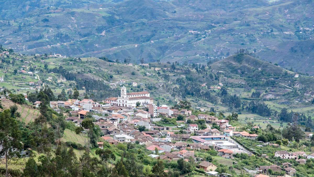 San Bartolome, Ecuador | ©Angela Drake