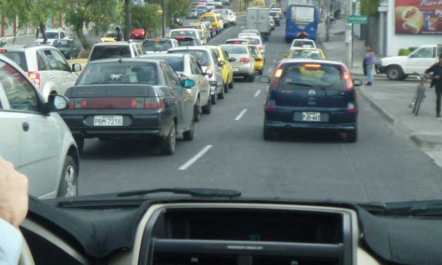 Defensive Driving in Quito