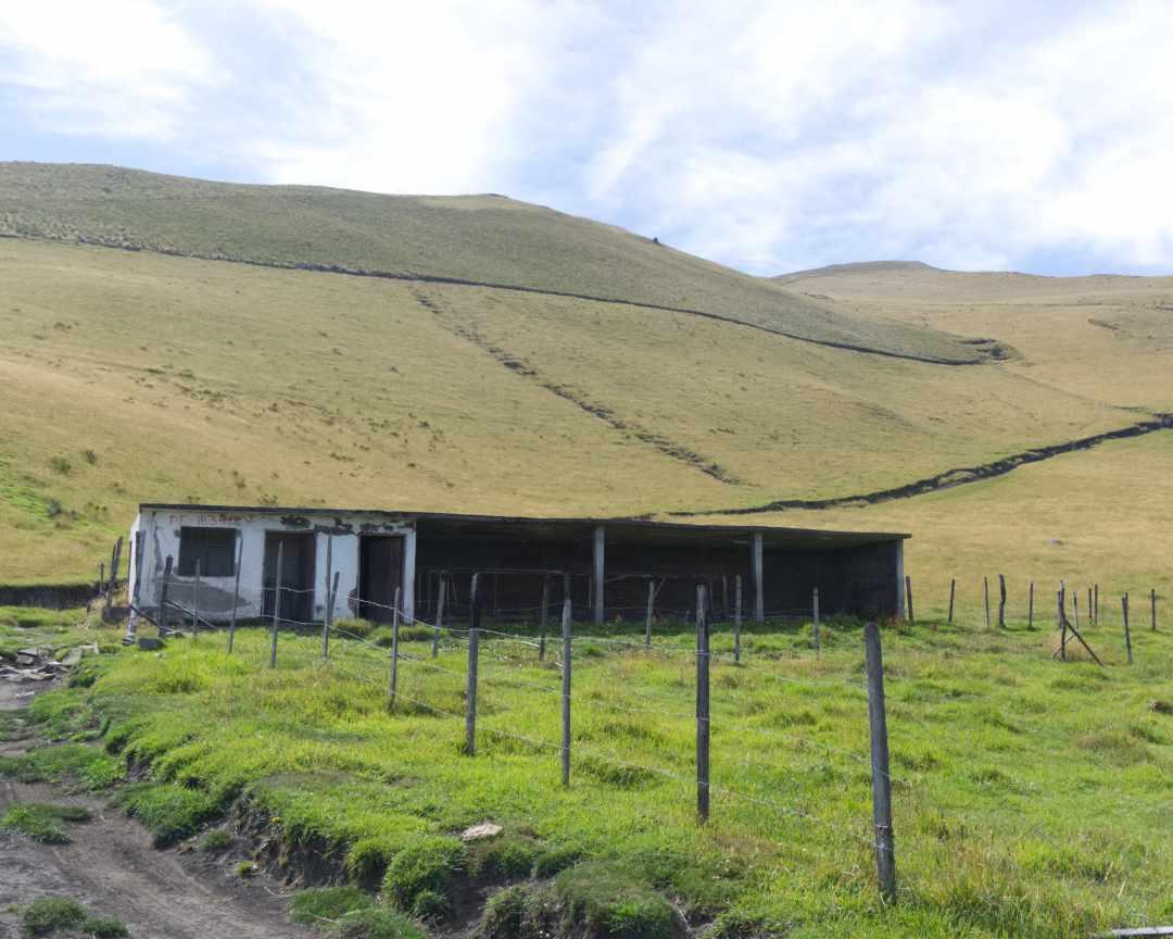 Cerro Puntas Road Above Hacienda Santa Teresita | ©Angela Drake