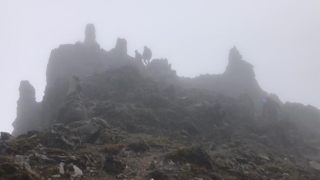 La ruta a la cumbre de Imbabura, Ecuador   ©Edison Benitez