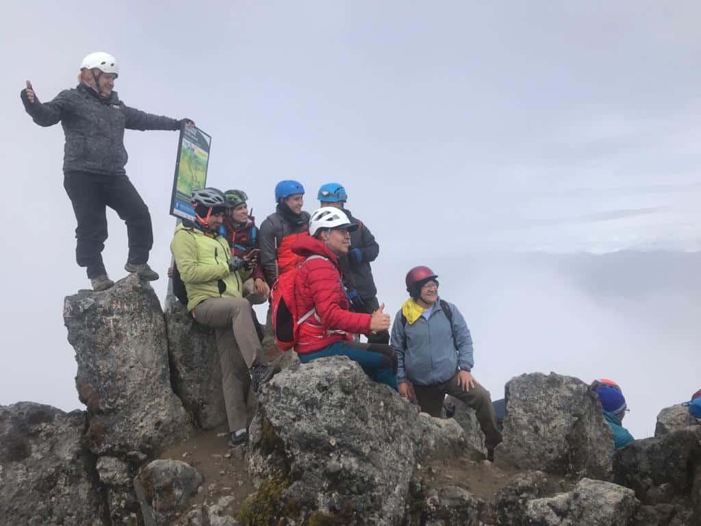 Los Trekkers de Imbabura   ©Edison Benitez