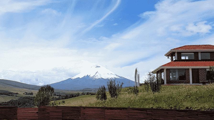Un Oasis en La Ruta de los Volcanes